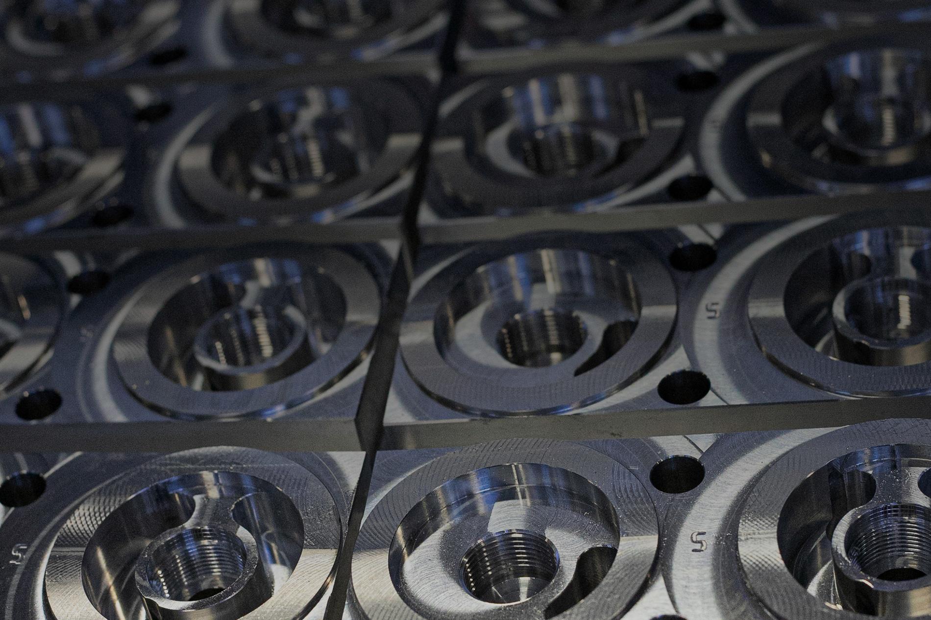 realizzazione componenti meccanici Scagliarini